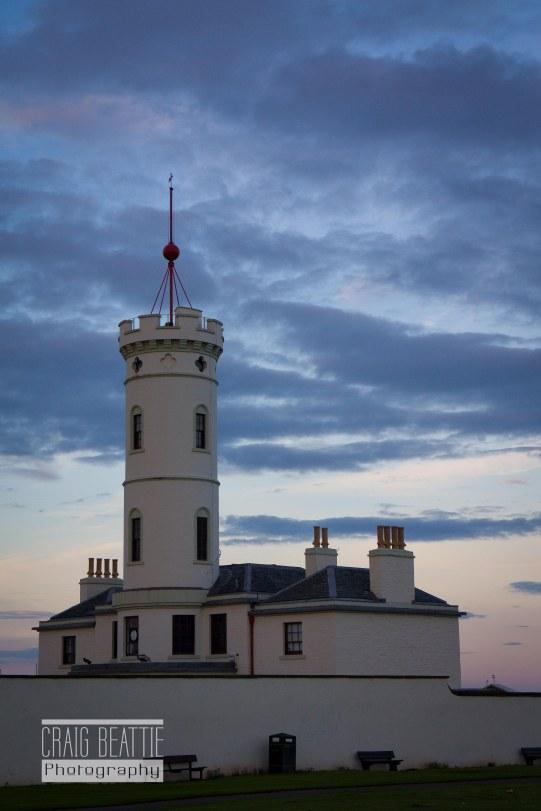 Signal Tower - Arbroath