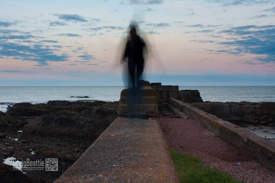 Of course someone always gets in the way when you do a long exposure shot!