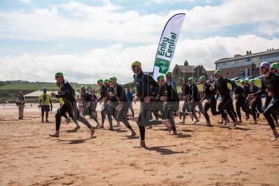 St Andrews Triathlon 2013